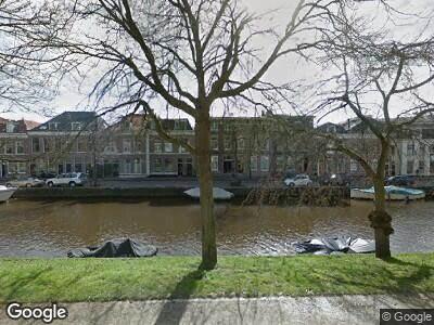 Ambulance naar Gasthuisvest in Haarlem vanwege verkeersongeval