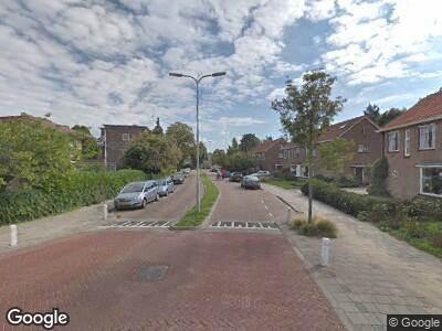 Politie met grote spoed naar Van Dusseldorpstraat in Goes vanwege letsel