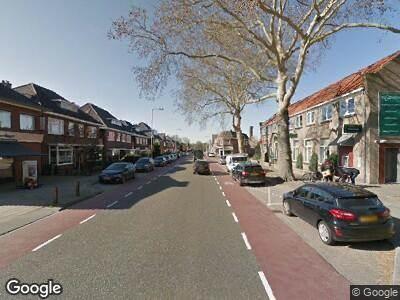 Politie naar Deurningerstraat in Enschede vanwege aanrijding met letsel