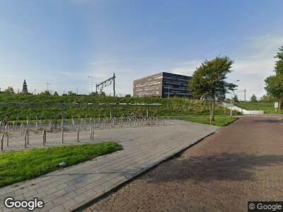 Ambulance naar Segeerssingel in Middelburg vanwege brand