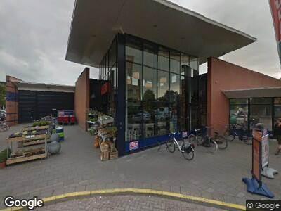 Ambulance met grote spoed naar Stan Kentonhof in Hoorn