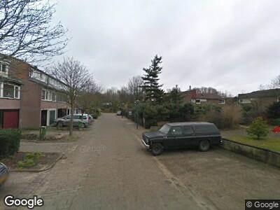 Ambulance met grote spoed naar Schout in Hoorn