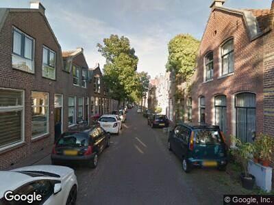 Ambulance met gepaste spoed naar Merensstraat in Hoorn