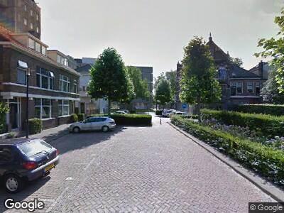 Ambulance met gepaste spoed naar Matthijs Balenstraat in Dordrecht