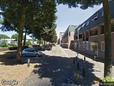 Ambulance met gepaste spoed naar Muntelwal in 's-Hertogenbosch