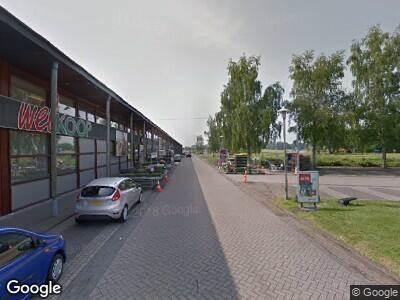 Brandweer met grote spoed naar Veengang in Oosterwolde vanwege brand