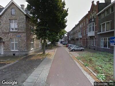 Politie naar Victor de Stuersstraat in Maastricht vanwege aanrijding met letsel