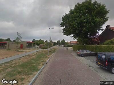 Ambulance met gepaste spoed naar Buizerdstraat in Wijchen