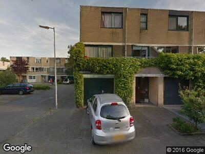 Brandweer met gepaste spoed naar Mendelssohnstraat in Alkmaar