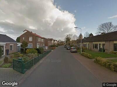 Ambulance met gepaste spoed naar Schoolstraat in Herveld