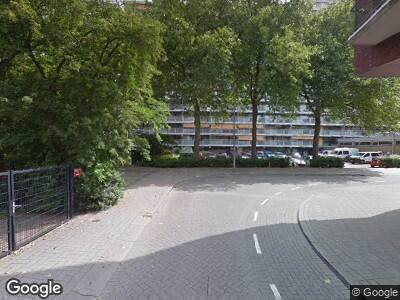 Ambulance met gepaste spoed naar Klencke in Hoogvliet Rotterdam