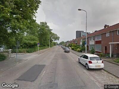 Ambulance naar Michelangelolaan in Eindhoven