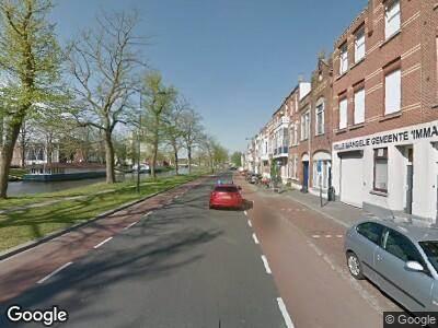 Politie met gepaste spoed naar Academiesingel in Breda vanwege letsel