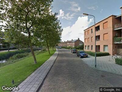 Brandweer met grote spoed naar Piet Heinstraat in Middelburg vanwege brand