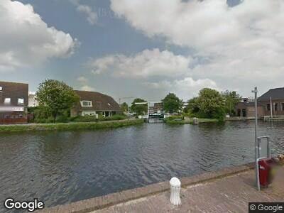 Ambulance met gepaste spoed naar Delftsekade in Leidschendam