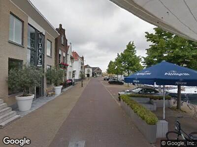 Ambulance met gepaste spoed naar Havendam in Oud-Beijerland
