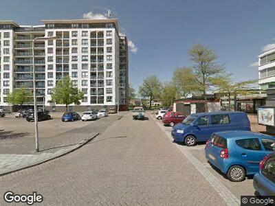 Brandweer met gepaste spoed naar Slotplein in Capelle aan den IJssel  vanwege wateroverlast - Oozo.nl