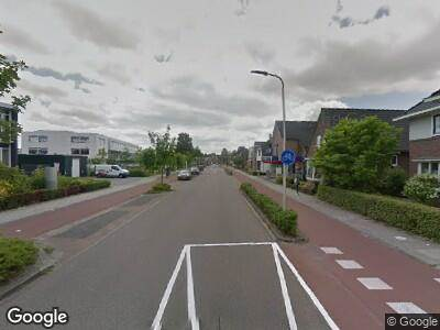 Brandweer met grote spoed naar Groningerstraat in Assen