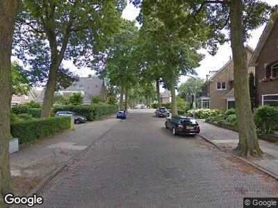 Ambulance met gepaste spoed naar Prins Mauritslaan in Haarlem