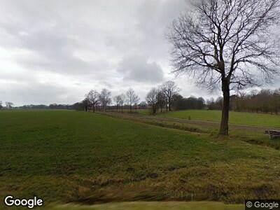 Politie naar Kronkelbeekweg in Geesteren vanwege aanrijding met letsel