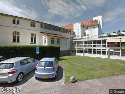 Ambulance met gepaste spoed naar Kortenburg in Wageningen