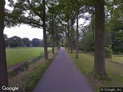 Politie naar Ooievaarshorsterweg in Leusden vanwege aanrijding met letsel