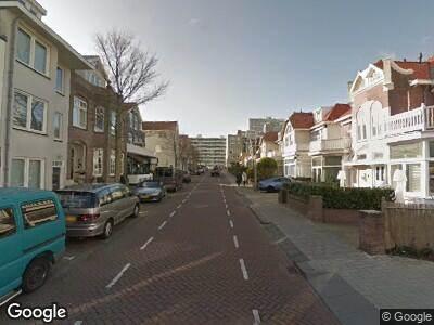 Ambulance naar Zeestraat in Zandvoort vanwege verkeersongeval
