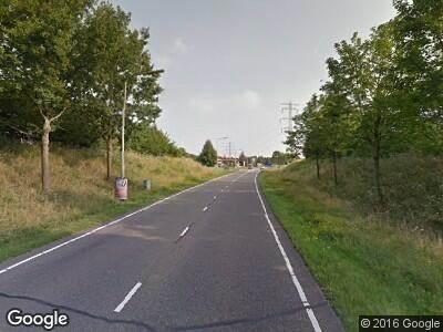 Brandweer met grote spoed naar Euregioweg in Landgraaf