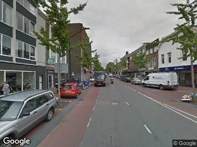 Ambulance met grote spoed naar Hertogstraat in Nijmegen