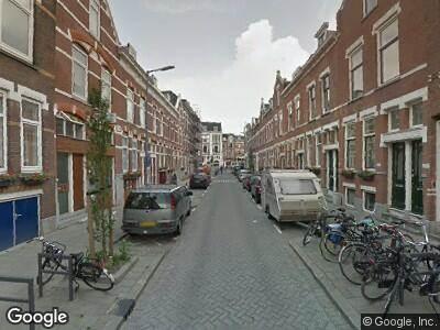 Ambulance met gepaste spoed naar Jan Porcellisstraat in Rotterdam