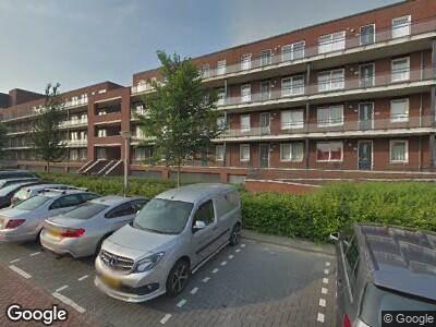 Ambulance met gepaste spoed naar Westhove in Amstelveen