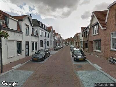 Politie met grote spoed naar Frans van Waesberghestraat in Hulst vanwege letsel
