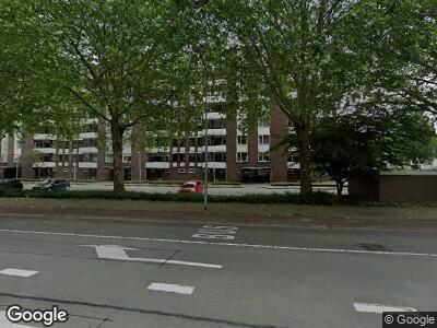Brandweer met grote spoed naar Brusselsepoort in Maastricht