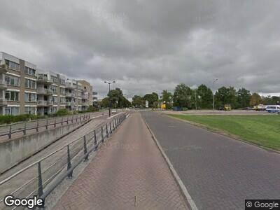 Ambulance met grote spoed naar Parelhof in Heerhugowaard