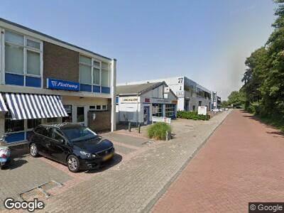 Ambulance met gepaste spoed naar Nijverheidsweg in Heemstede