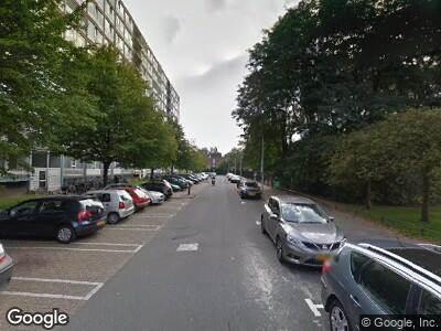 Brandweer met gepaste spoed naar Stroyenborchdreef in Utrecht vanwege een liftopsluiting