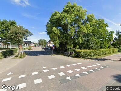 Ambulance met gepaste spoed naar Van Heemstraweg in Beneden-Leeuwen