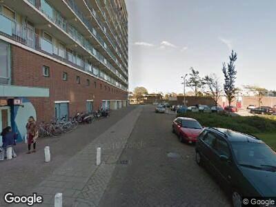 Brandweer met gepaste spoed naar Colijnstraat in Katwijk vanwege een liftopsluiting