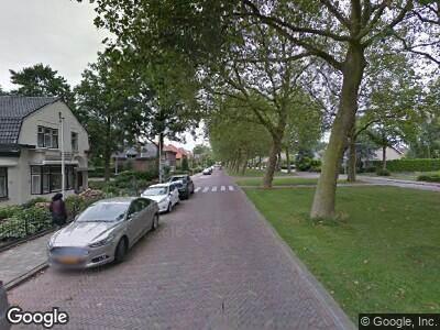 Ambulance met grote spoed naar Grote Haarsekade in Gorinchem