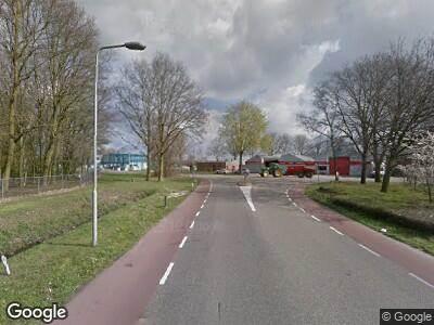 Politie naar Witte Vennenweg in Oostrum vanwege aanrijding met letsel