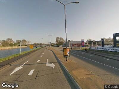 Ambulance naar Helderseweg in Alkmaar vanwege ongeval met letsel