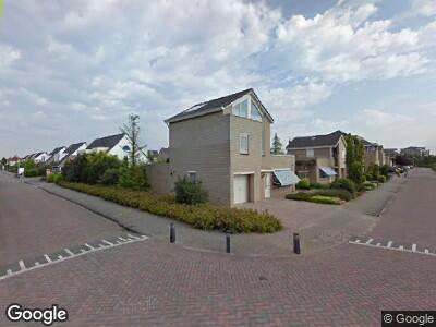 Politie naar Arendschelling in Dronten vanwege aanrijding met letsel