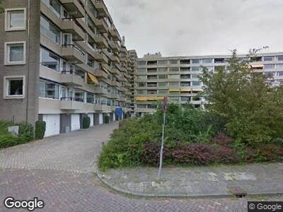 Brandweer met grote spoed naar Claus Sluterweg in Haarlem vanwege brand