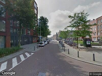 Politie naar Jan Kruijffstraat in Rotterdam vanwege ongeval met letsel