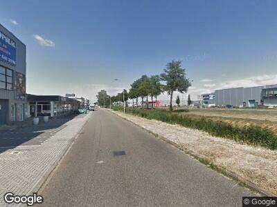 Ambulance met gepaste spoed naar Industrieweg in Wormerveer