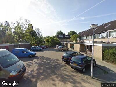 Ambulance met grote spoed naar Beukenrode in Voorhout