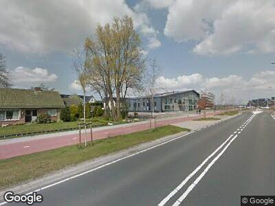 Ambulance met grote spoed naar Componistenlaan in Voorhout