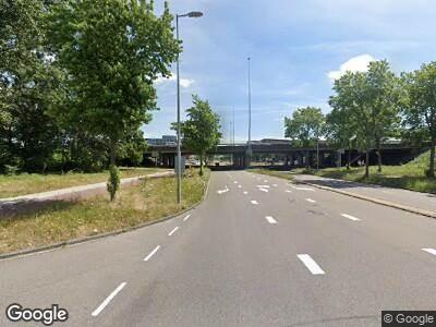 Politie met grote spoed naar Spaklerweg in Amsterdam-Duivendrecht vanwege ongeval met letsel