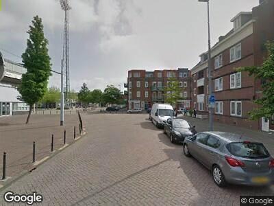 Brandweer met gepaste spoed naar Spartastraat in Rotterdam vanwege wateroverlast