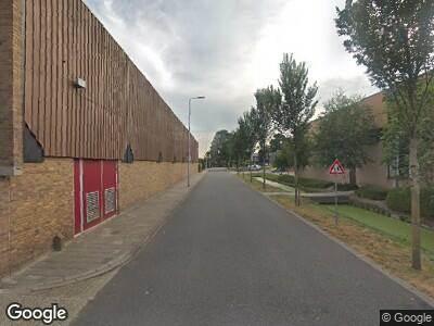 Ambulance met gepaste spoed naar Veerpolder in Warmond